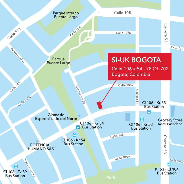 SI-UK Bogota
