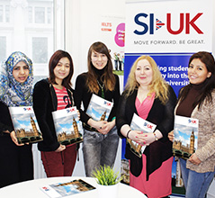 IELTS at SI-UK
